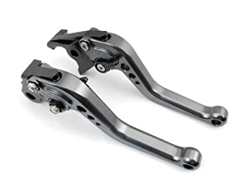 ,Thruxton,Bonneville,Scrambler,Daytona 955i,Sprint GT,Rocket III,Speedmaster,America-Black Short Brake and Clutch Levers for Triumph 675 Street Triple 11-14 not for R model ,Speed Triple,Tiger 800//XC