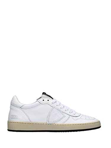 Philippe Model Hi Top Sneakers Donna LKLDVL23 Pelle Bianco