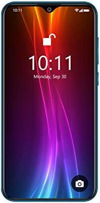 Coolpad Cool 5 (Gradient Blue, 4GB RAM, 64GB Storage)