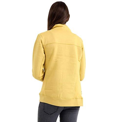 Donna Giacca Lunga Manica Mustard Fashioncity Cdtwxq0na0