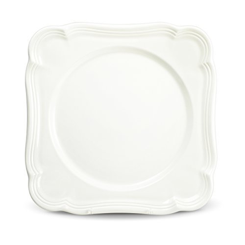 French Countryside Square Dinner Plate - Mikasa French Countryside Square Dinner Plate by Mikasa