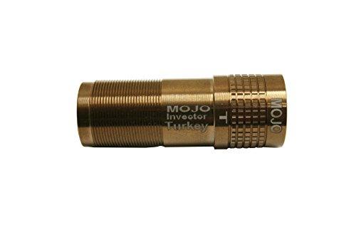 MOJO Outdoors Fatal Shot Custom Turkey 12 Gauge Choke Tube for Browning Invector (Best Choke For Turkey Shoot)
