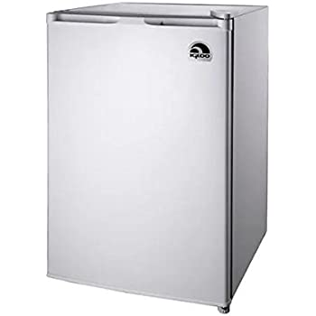 igloo 4 5 cu ft refrigerator with freezer. Black Bedroom Furniture Sets. Home Design Ideas