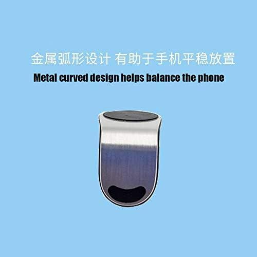 車の電話磁気ブラケットベンドアルミ合金創造的な車の電話ホルダー