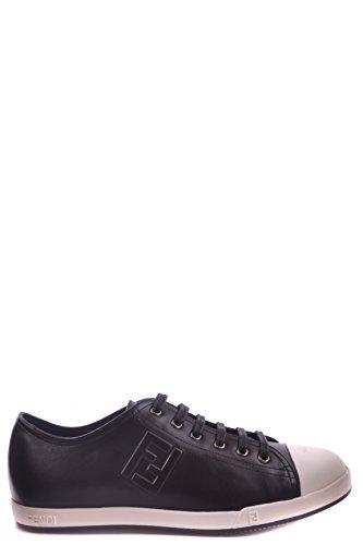 Fendi Men's Mcbi122018o Black Leather -
