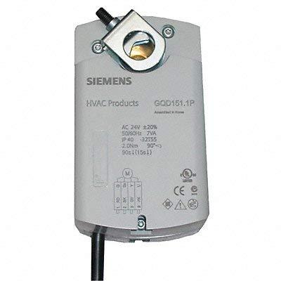- Electric Actuator, 20 in.-lb., 120VAC