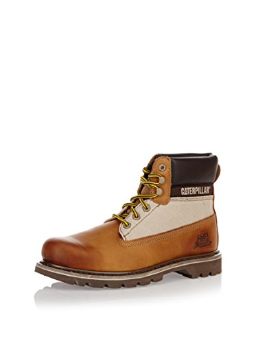 Caterpillar Herren Colorado Stiefel Cognac