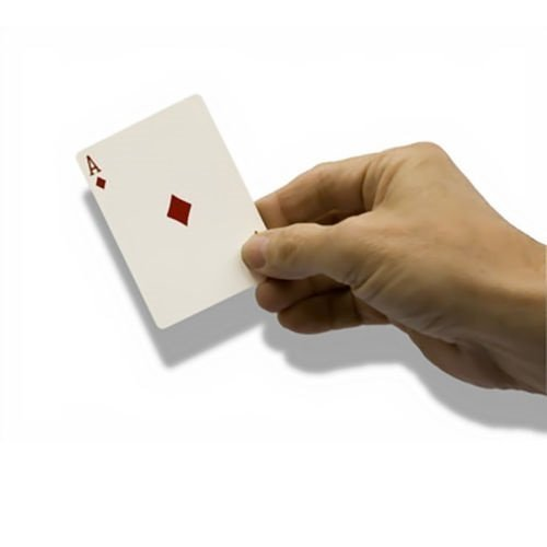 MilesMagic Magician's Deluxe Mid Air Appear Cards Catching Magic Trick