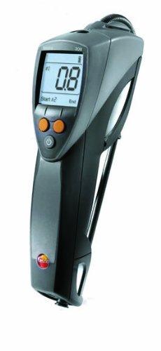 [해외]Testo 0563 3080 연기 테스터 기본 키트, 0 ~ 6 RZ 범위, -0.2 RZ 정확도, 0.1 RZ 분해능/Testo 0563 3080 Smoke Tester Basic Kit, 0 to 6 RZ Rang