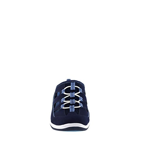Easy Street Women's Barbara Fashion Sneaker Navy l4pnrT
