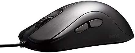 f8fc34d0697 BenQ ZOWIE ZA13 Wired Ambidextrous Gaming Mouse for Esports, Black, Small