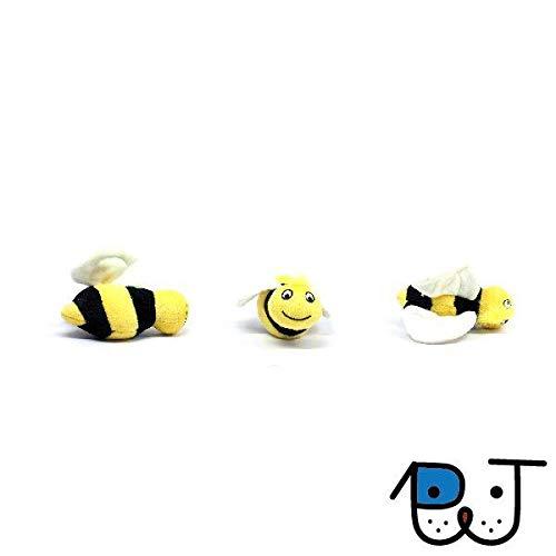 Brinquedos - Brinquedo Bichinho Abelhinha 3pk