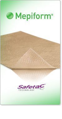 - Mepiform Silicone Scar Treatment, 1.6