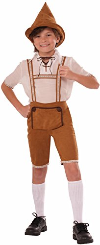 Forum Hansel Costume, One Color, Large