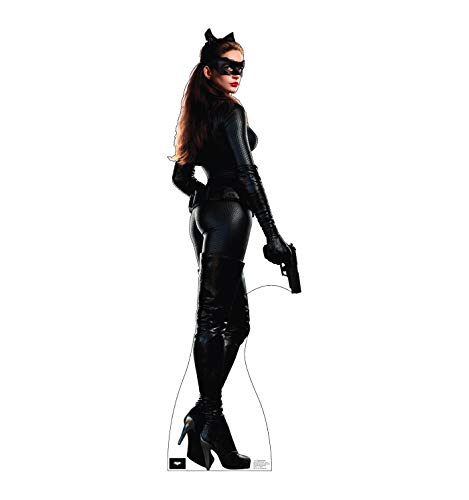 Advanced Graphics Catwoman Life Size Cardboard Cutout Standup - The Dark Knight Rises (2012 Film)]()
