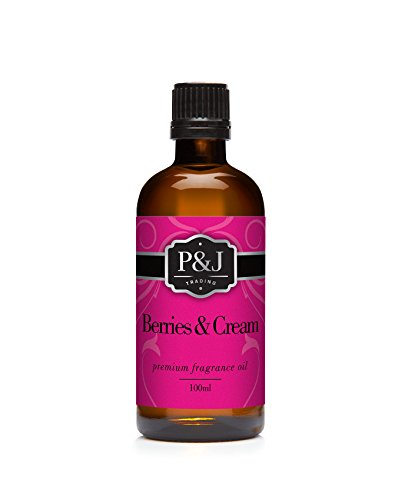 Berries & Cream - Premium Grade Scented Oil - 100ml/3.3oz