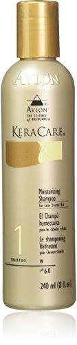 Avlon KeraCare Moisturizing Shampoo for Color Treated Hair 8oz