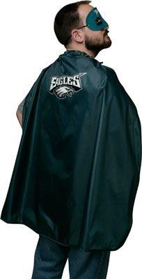 The Northwest Company Philadelphia Eagles Cape & Mask Set ()
