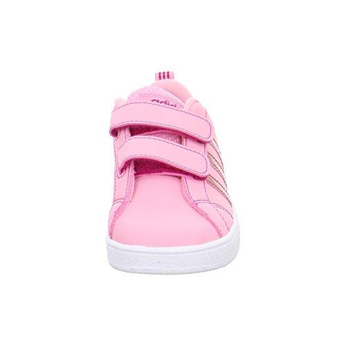 ac78bb9d518 ... adidas B74641 - Zapatos primeros pasos de Material Sintético para niña  Rosa ...