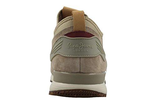 44 836STONE Beige Jeans Scarpes Pepe PMS30406 cg468cqa