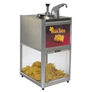 Gold Medal Chip 'N Cheese Combo Warmer/Merchandiser, 10 L...