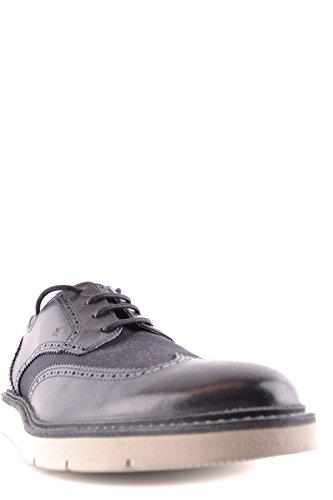 Hogan Zapatos de Cordones Para Hombre Azul Azul It - Marke Größe