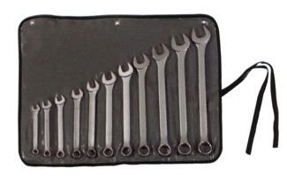 Stanley Hand Tools 85-450 11-Piece Combination Wrench Set