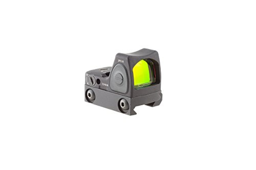 Trijicon RMR/Adjustable LED RMR Type 2 1.0 MOA Adjustable LED Red Dot Sight with RM33 Low Picatinny Rail Mount (Trijicon Ruggedized Miniature Reflex Low Picatinny Rail Mount)