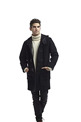 Original Montgomery Mens Duffle Coat - Toggle Coat