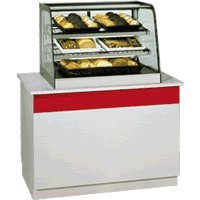 Federal Refrigerated Merchandiser (Federal Industries CD4828 Counter Top Non-Refrigerated Merchandiser)