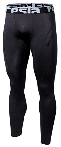 Tesla Men's Thermal Wintergear Compression Baselayer 3/4 Capri / Pants Leggings Tights YUP21 / YUC32 / YUP33 / HUP303 / P33 / P43