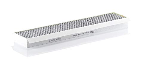 (Mann-Filter CUK 5141 Cabin Filter With Activated Charcoal for select Jaguar models)