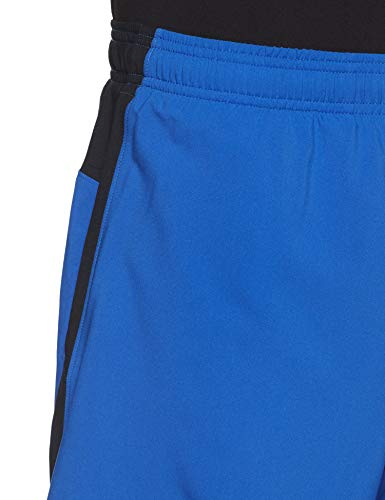 Under Armour Men's Launch 2-in-1 Shorts,Lapis Blue (984)/Reflective, Large by Under Armour (Image #4)