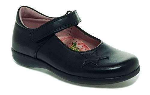 D'école Filles Babies 'benilde' Petasil Pour F' Cuir Chaussures Noir n0BwUSX