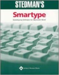 stedman smartype
