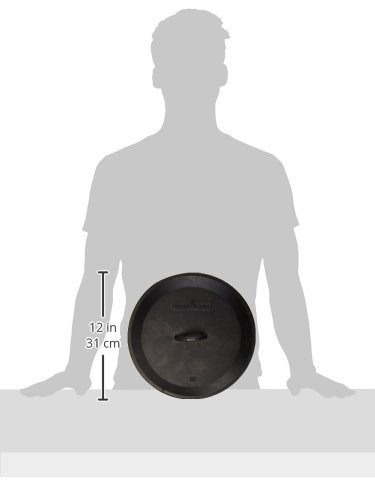 Camp Chef Cast Iron 12-inch Skillet Lid CL12