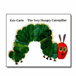 Kids Preferred The Very Hungry Caterpillar Board Book -