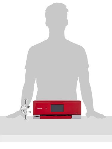 Canon TS8270 Multifunction Wireless All in one Printer (Red)