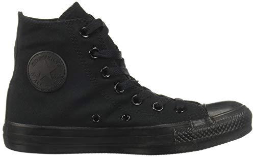 Chuck Etoiles Mode Sneakers Taylor Noir Monochrome Converse Top Sneaker Low d7SwdEnq