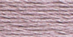 DMC 115 5-3042 Pearl Cotton Thread, Light Antique Violet, Size 5 (Dmc Floss Antique)