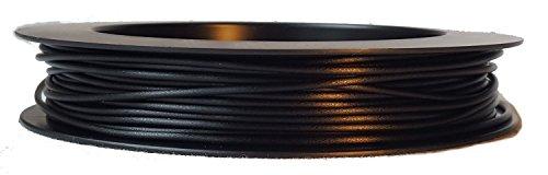 UPC 854611006834, NinjaTek CHEETAH Flexible Filament TPU 1.75MM 50g Midnight (Black)
