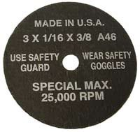 Tool Aid S&G (94870) Cut-Off Wheel