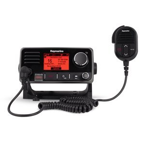 The Amazing Quality Raymarine Ray70 All-In-One VHF Radio w/AIS Receiver, Loudhailer & (Vhf Receivers)