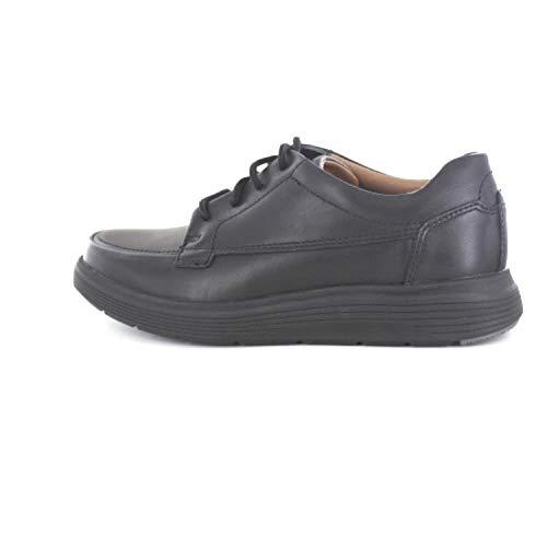 Clarks Clarks Clarks UN Abode Easy Mens Lässige Lederspitzen Schuhe  129783