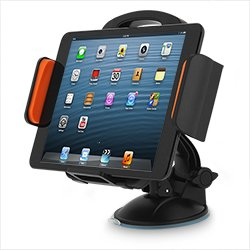 TechPro Universal Car Holder for 7 - 11 inch