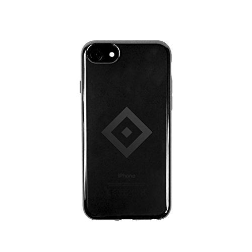Hamburger SV Pro Case - Mittelstürmer - iPhone 8, iPhone 7 und iPhone 6 Hülle Schwarz