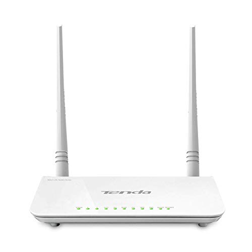 Renewed  TENDA TE D303  Wireless N300 ADSL2+/3G Modem Router  All in One