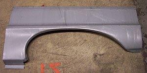 - Sherman Parts 734-59AL Wheel Opening Repair Panel