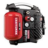 Craftsman Airboss™ 1.2 Gallon Oil-less Air Compressor and Hose Kit. Review