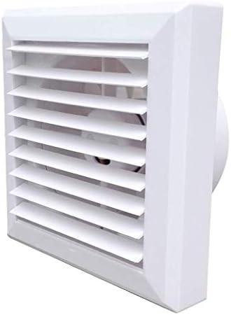 JJDNZ キッチンバスルーム家庭用トイレの窓のためのFanWallマウントファンのための強力なサイレント排気ファン、